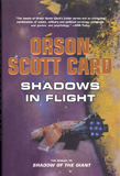 Shadows in Flight / Orson Scott Card