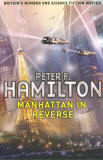Manhattan in Reverse / Peter Hamilton