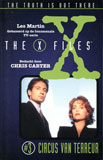 Circus van terreur - The X-Files #3 / Les Martin