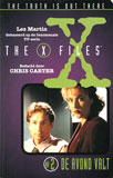 De avond valt - The X-Files #2 / Les Martin